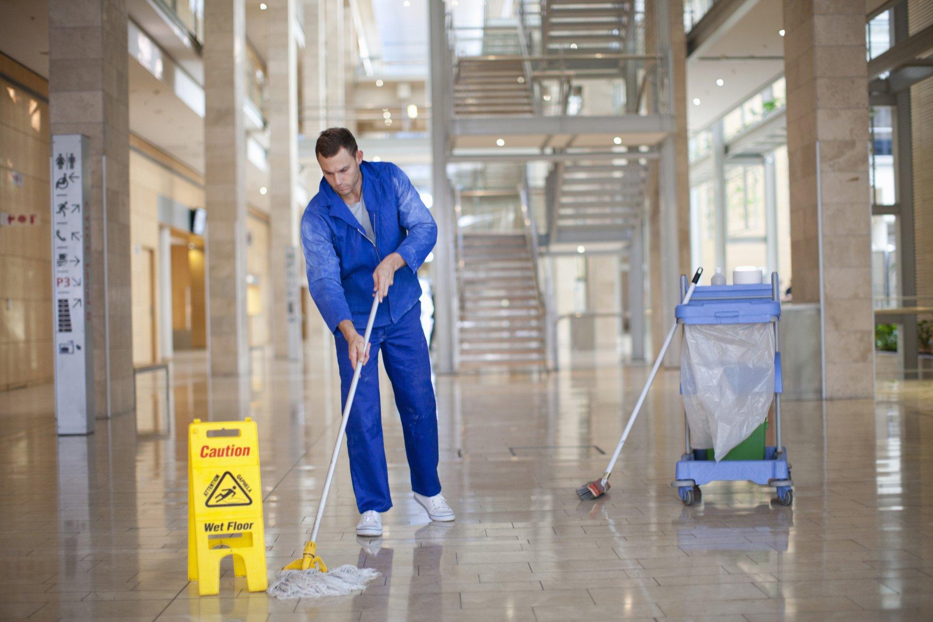 Qu'est-ce qui caractérise un service de nettoyage immeuble ?