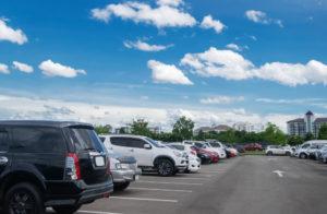 place de parking fiable