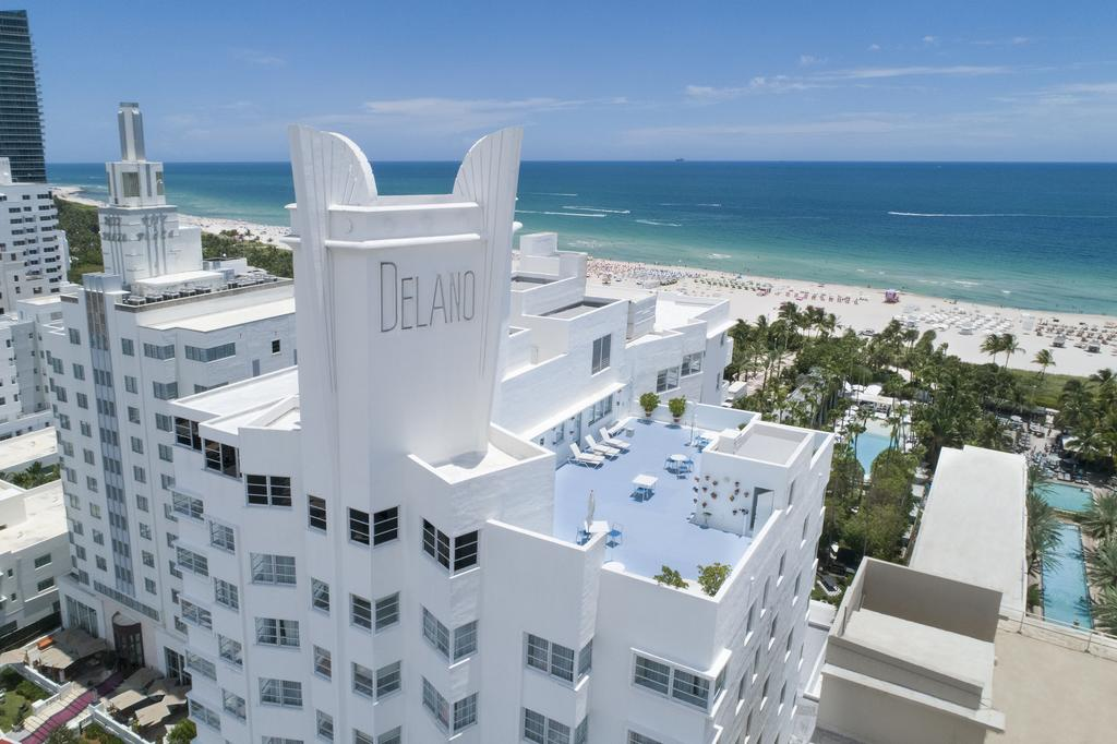 Choix d'hôtel à Miami : Les plages à volonté